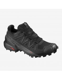 SPEEDCROSS 5 GTX W - Salomon - BLACK/BLACK/PHANTOM