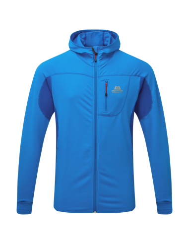 ECLIPSE HOODED JACKET - Mountain Equipment - Finch Blue/Lapis