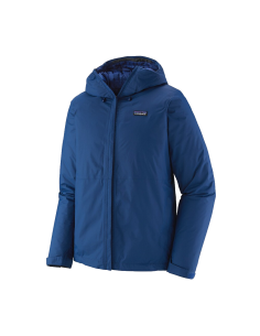 Men's Insulated Torrentshell Jacket - Patagonia - Superior Blue.