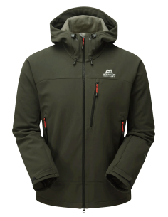 VULCAN JACKET - Mountain Equipment - Graphite
