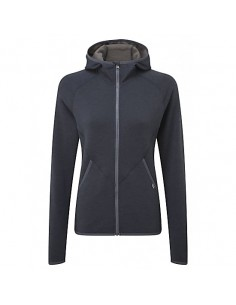 CALICO WMNS HOODED JACKET - Mountain Equipment - Cosmos