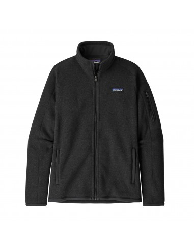 Better Sweater Jacket Donna - Black -Patagonia