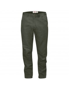 Fjallraven HIGH COAST TROUSERS M REG - Mountain Grey