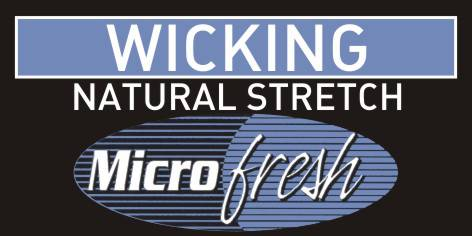 Wicking Natural Stretch